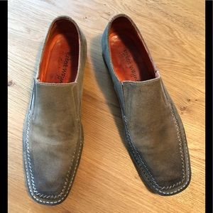 Robert Wayne Suede Loafers